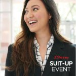 JCPenney Suit-Up Event on September 25, 2020